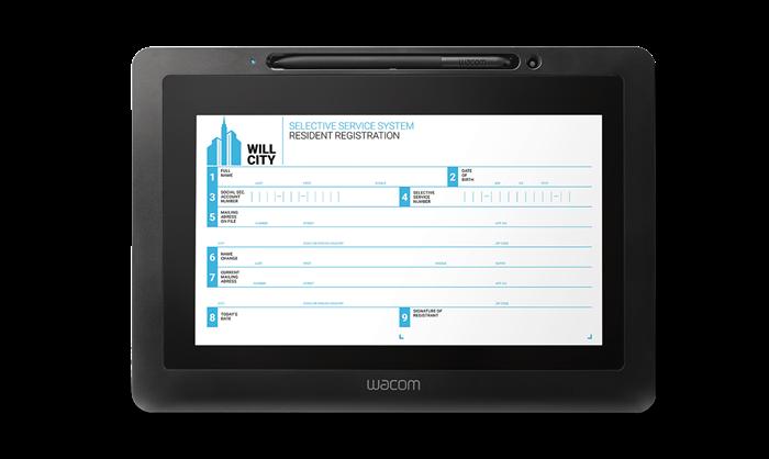 """Wacom 10.1"""" Pen Display DTU-1031X (PRE ORDER)"""