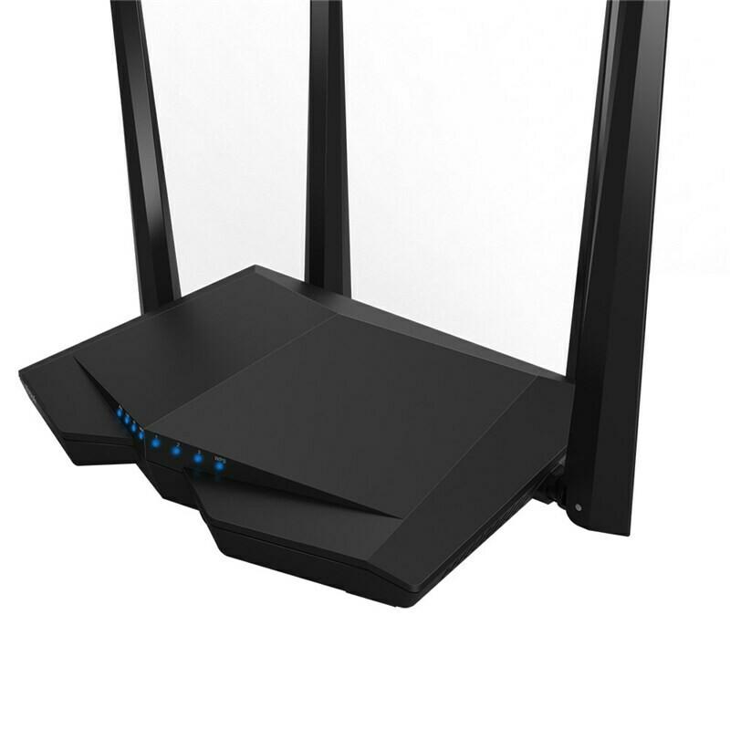 Tenda AC1200 Smart Dual-Band WiFi Router AC6