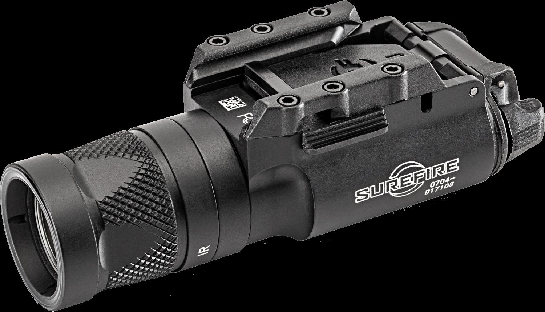 Surefire X300V Infrared / White LED Handgun Light with RailLock® Mounting System (PRE ORDER)