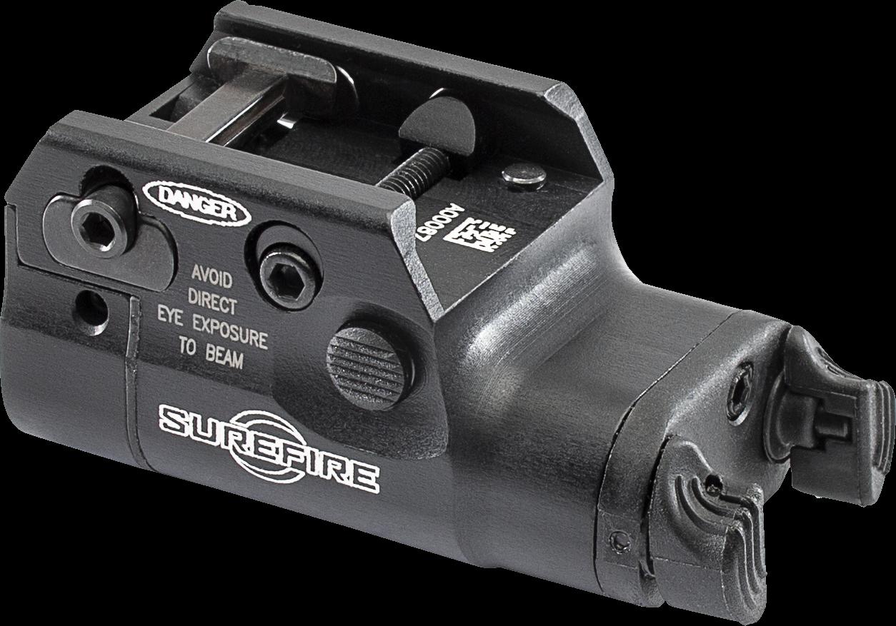 Surefire XC2 Ultra-Compact LED Handgun Light and Laser Sight XC2-A (PRE ORDER)
