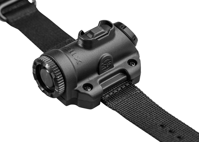 Surefire 2211®X WristLight Variable-Output 123A-Powered LED WristLight  2211X-A-BK (PRE ORDER)