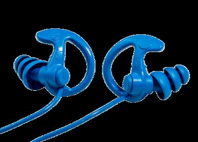 Surefire EP9 Sonic Defenders® Cobalt Max Full-Block Flanged Earplugs (PRE ORDER)