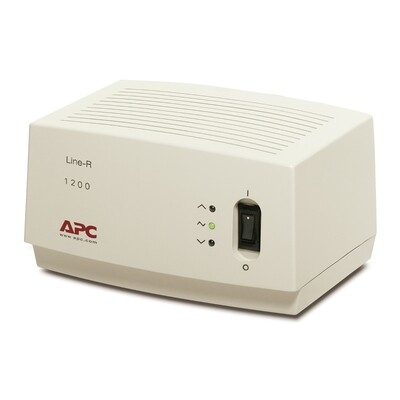 APC Line-R 600VA Automatic Voltage Regulator LE600I