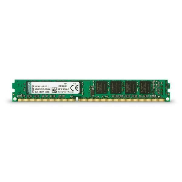 Kingston 4GB DDR3 RAM 1333MHz PC10600 Memory  KVR13N9S8/4