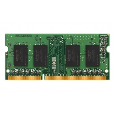 Kingston KVR16LS11/4 4GB DDR3L 1600Mhz Non ECC Memory RAM SODIMM