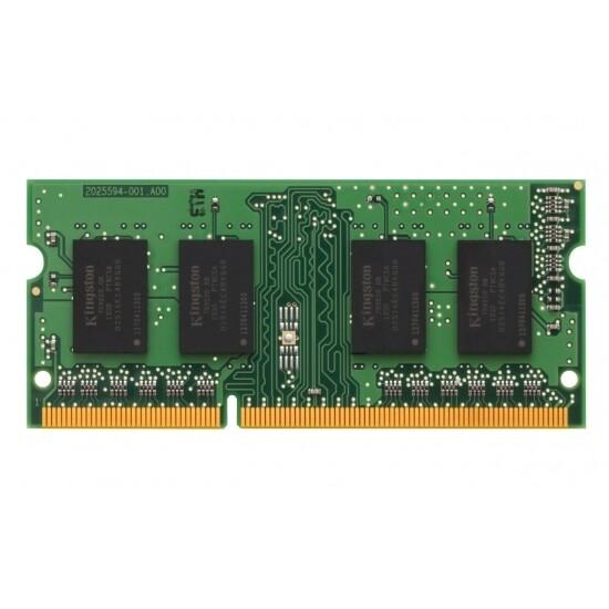 Kingston KVR16S11S8/4 4GB DDR3 1600Mhz Non ECC Memory RAM SODIMM