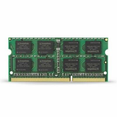 Kingston KVR16S11/8 8GB DDR3 1600Mhz Non ECC Memory RAM SODIMM
