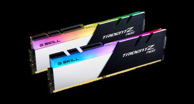 G.Skill DDR4-3200MHz CL16-18-18-38 1.35V 16GB (2x8GB) F4-3200C16D-16GTZN