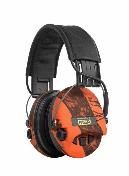 MSA Sordin 75302-X-09 Supreme Pro-X BLAZE, Aux Input, Gel Ear Seals.