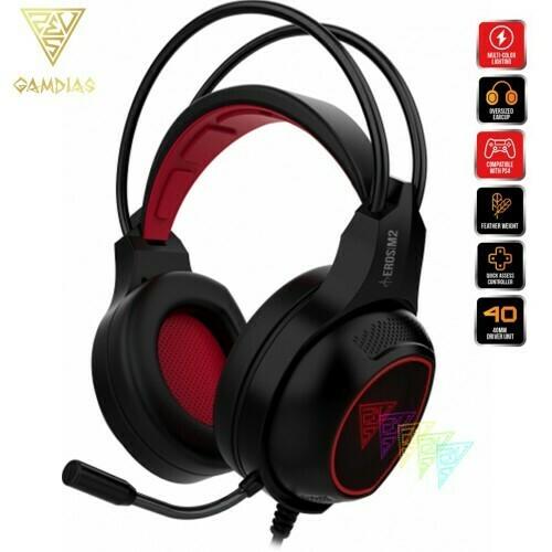 Gamdias Surround Sound Gaming Headset EROS M2