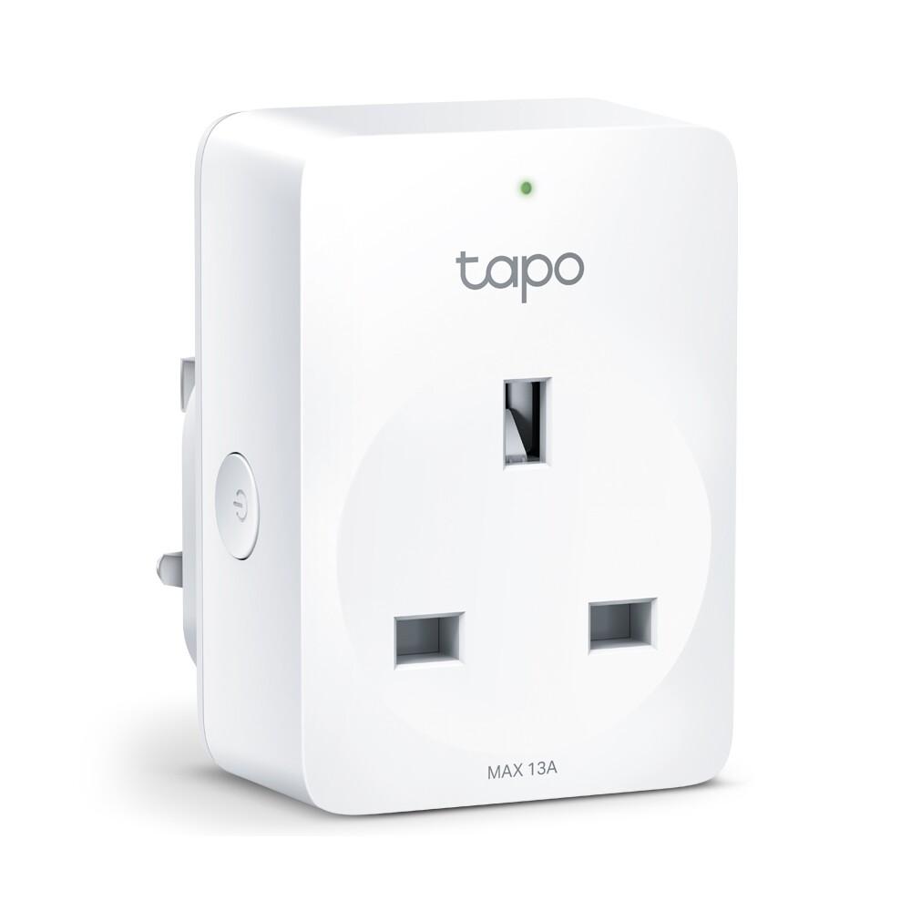 Tp-Link Mini Smart Wi-Fi Socket Tapo P100