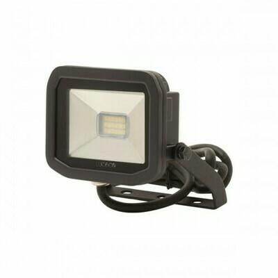 Luceco LFS12B130 Warm White 1200 Lumens (15W) Slimline Guardian Floodlights