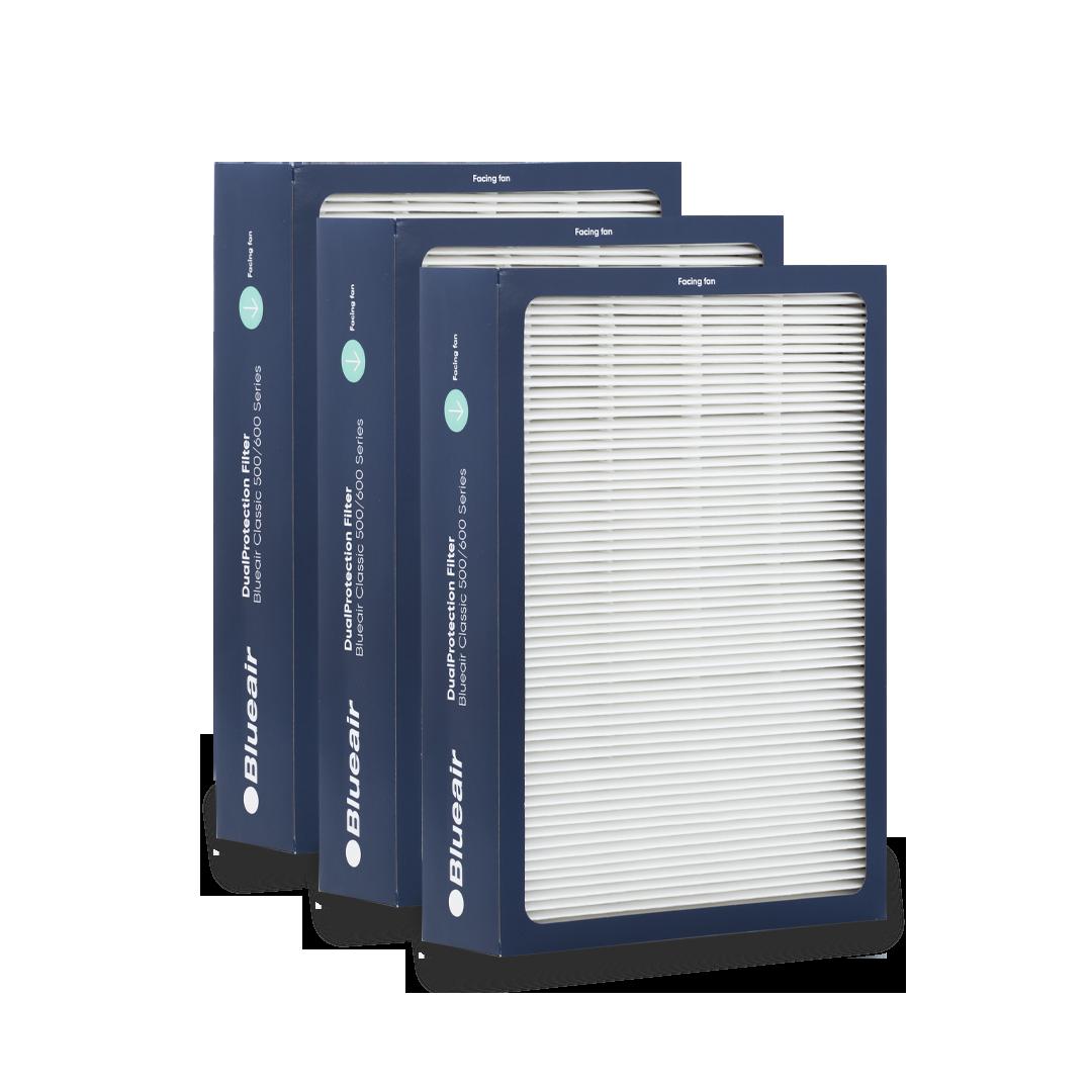 Blueair 600 series DualProtection Filter
