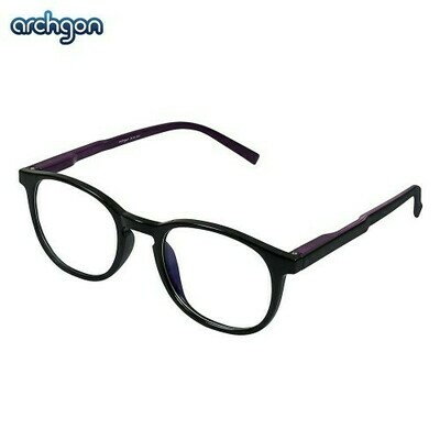 Archgon Manhattan Midnight Anti Blue Light Glasses GL-B1308
