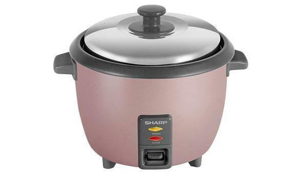 Sharp Rice Cooker 1.0L KSH108SPK