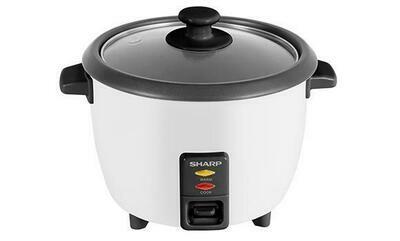 Sharp Rice Cooker 1.0L  KSH108GWH