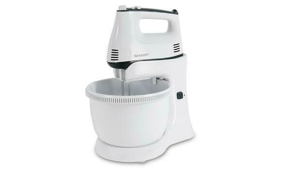 Sharp Stand Mixer 300W  EMS60WH