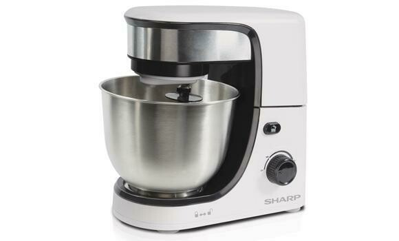 Sharp Stand Mixer 350W EMS80WH