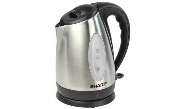Sharp Jug Kettle 1.0L EKJ102ST