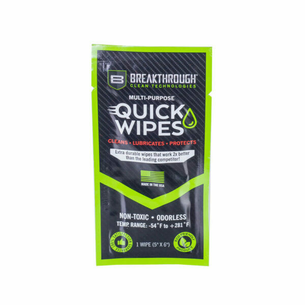 Breakthrough Clean Synthetic Multi-Purpose CLP Quick Wipe BT-CLP-QW-1