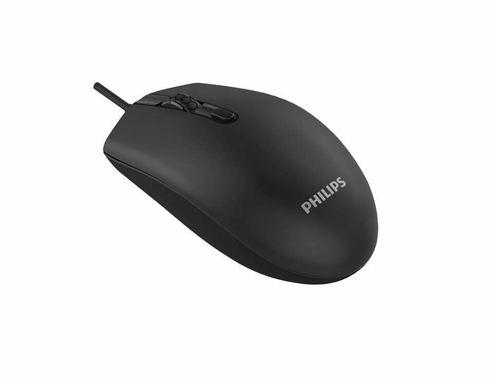Philips Wired Mouse SPK7204