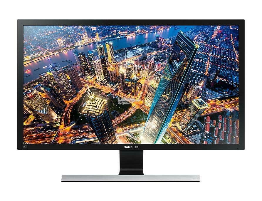 "Samsung 28"" UHD Monitor UE590 with AMD FreeSync  LU28E590DS/XM"