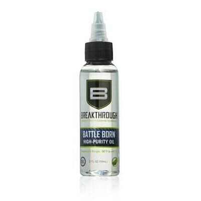 Breakthrough Clean Battle Born High Purity Oil – 2 fl oz  (59ml) Bottle BTO-2OZ