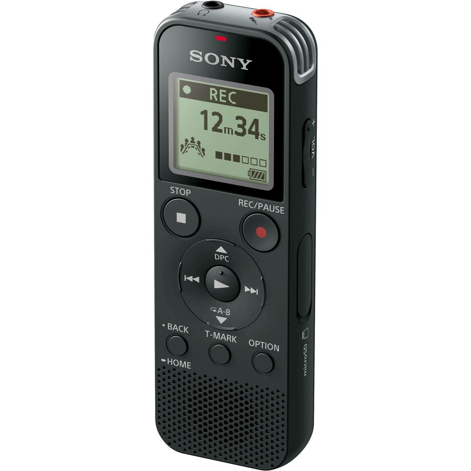 Sony 4GB PX470 Digital Voice Recorder PX Series