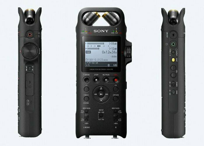 Sony D10 Linear PCM-Recorder D Series PCM-D10
