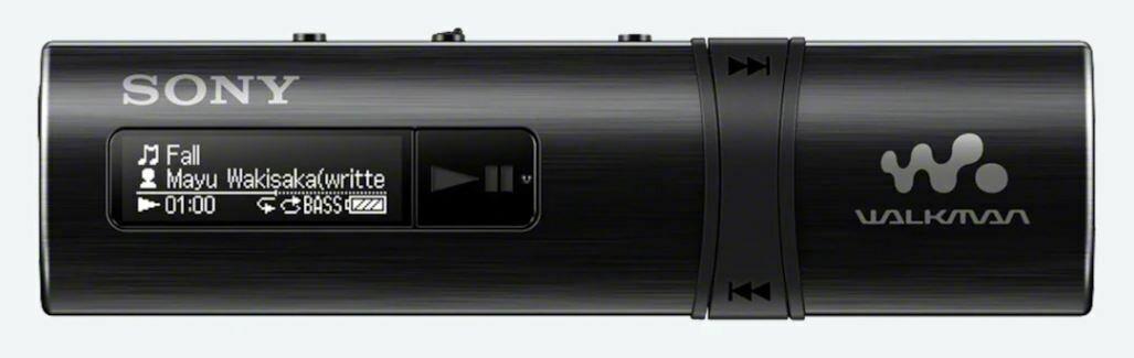 Sony 4GB Walkman with Built-in USB NWZ-B183F