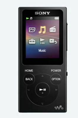 Sony 8GB Walkman Digital Music Player NW-E394