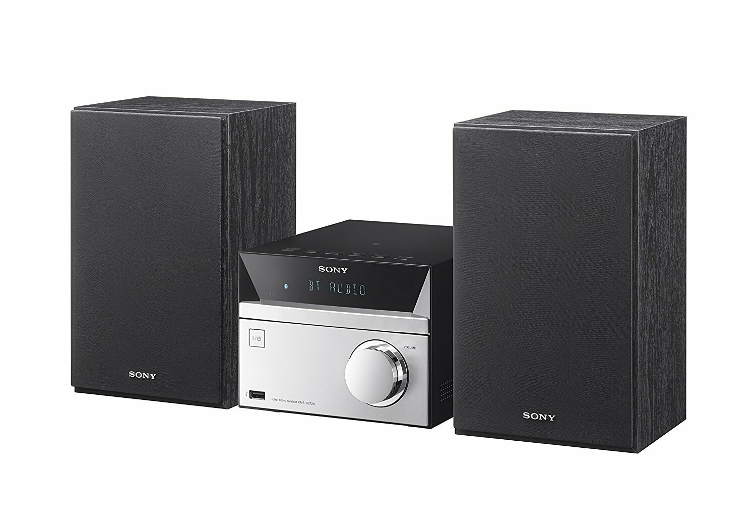 Sony Hi-Fi System With BLUETOOTH® Technology CMT-SBT20