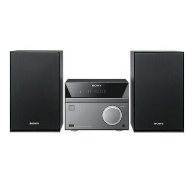 Sony Hi-Fi System With BLUETOOTH® Technology CMT-SBT40D