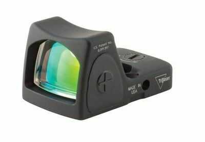 Trijicon RMR® Type 2 Red Dot Sight 6.5 MOA Red Dot, Adjustable LED RM07-C-700679 (RM07-C-700689)