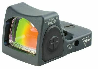 Trijicon RMR® Type 2 Red Dot Sight 3.25 MOA Red Dot, Adjustable LED, Gray Cerakote RM06-C-700694 (RM06-C-700763)