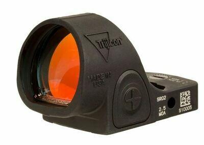 Trijicon SRO® Red Dot Sight 2.5 MOA Red Dot, Adjustable LED SRO2-C-2500002