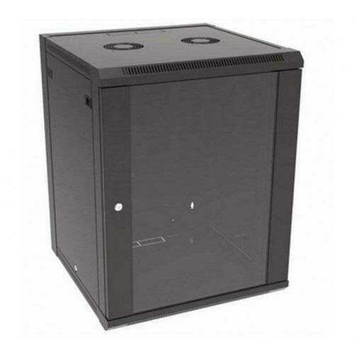 """ST Rack 18U 19"""" Floor Stand Rack - 960mm (H) x 600mm (W) x 800mm (D) 5 x Power Outlet ST-FS1868"""