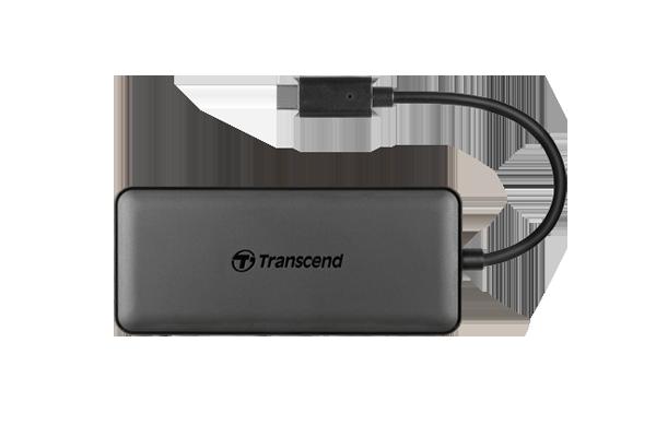 Transcend 6-in-1 USB Type-C Hub USB 3.1 Gen 2  TS-HUB5C