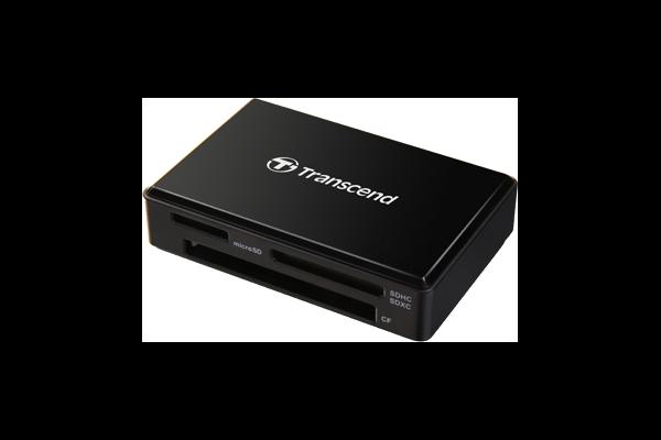 Transcend All in One Multi Card Reader USB 3.1 TS-RDF8