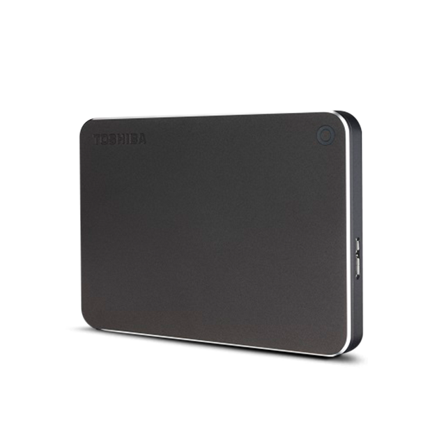 "Toshiba Canvio Premium 2.5"" External Hard Drive"