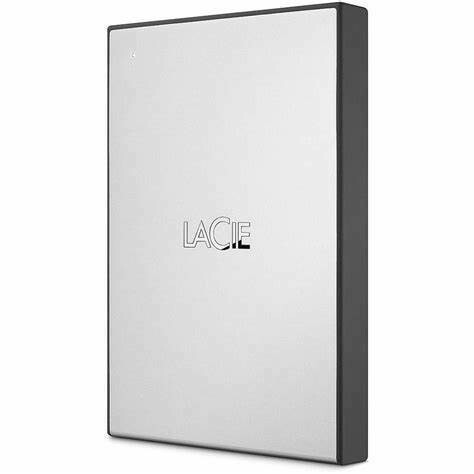 Lacie USB 3.0 Drive External Portable Hard Drive