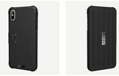 UAG Metropolis Series iPhone XS Max Case