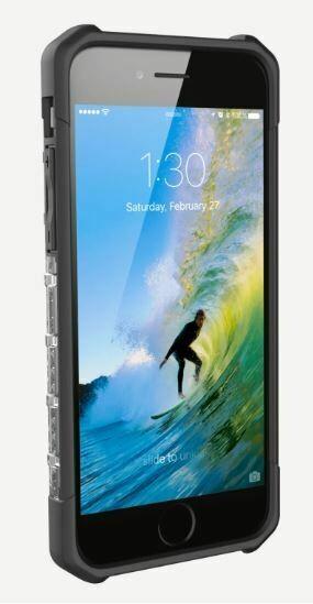UAG Plasma Series iPhone 8/7/6S Case