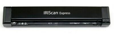 Iriscan Express 4 Portable USB Scanner