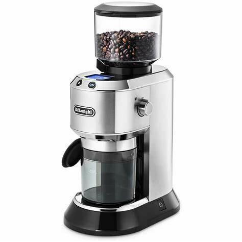 Delonghi Dedica Digital Coffee Grinder KG521M