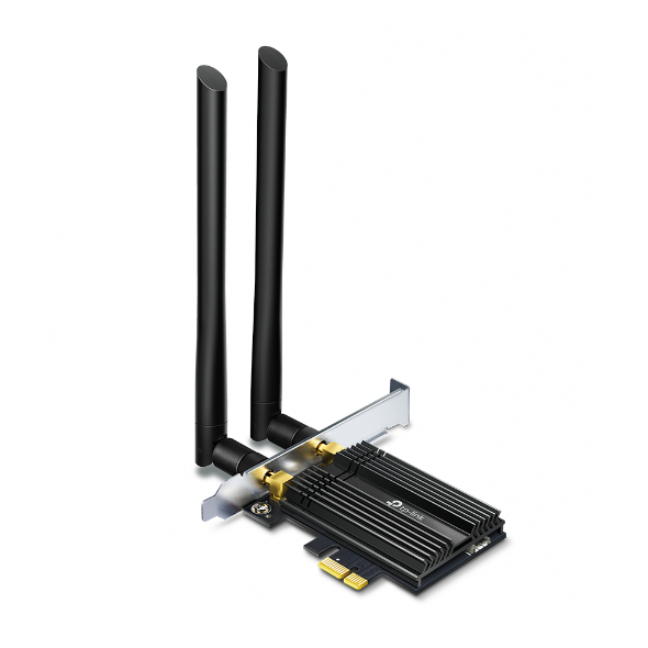 TP-Link AX3000 Wi-Fi 6 Bluetooth 5.0 PCIe Adapter Archer TX50E