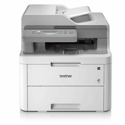 Brother Colour LED Multi-Function Centre with Wireless & Network Connectivity DCP-L3551CDW