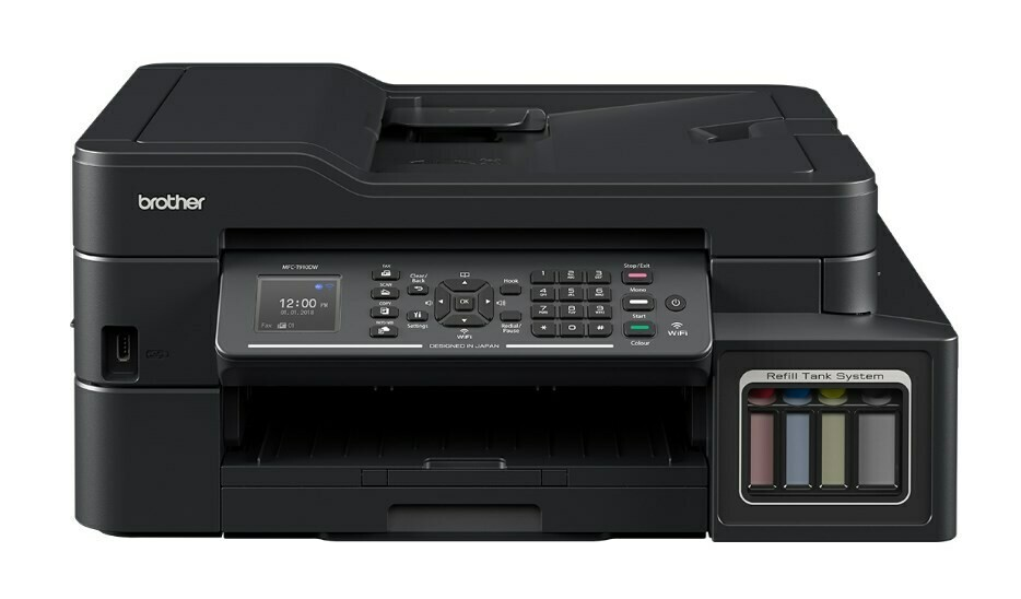 Brother MFC-T910DW Ink Tank Printer