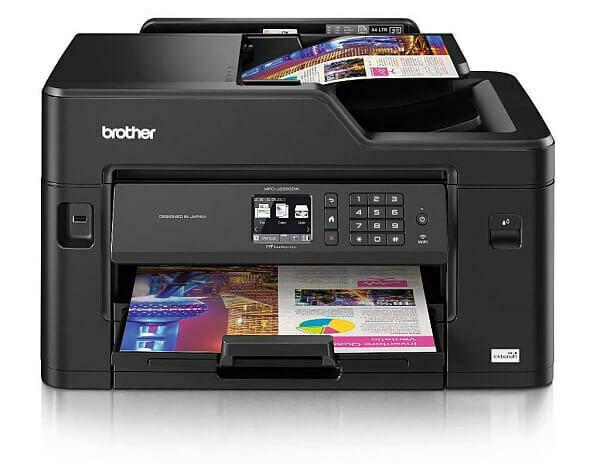 Brother MFC-J2330DW Inkjet Printer