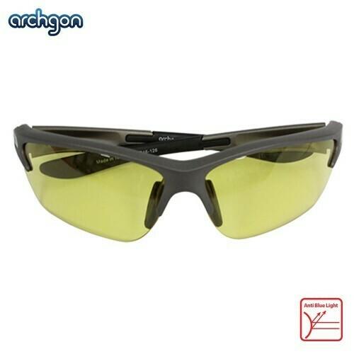 Archgon Anti Blue Light Esports Gaming Eyewear Grey GL-ES3368